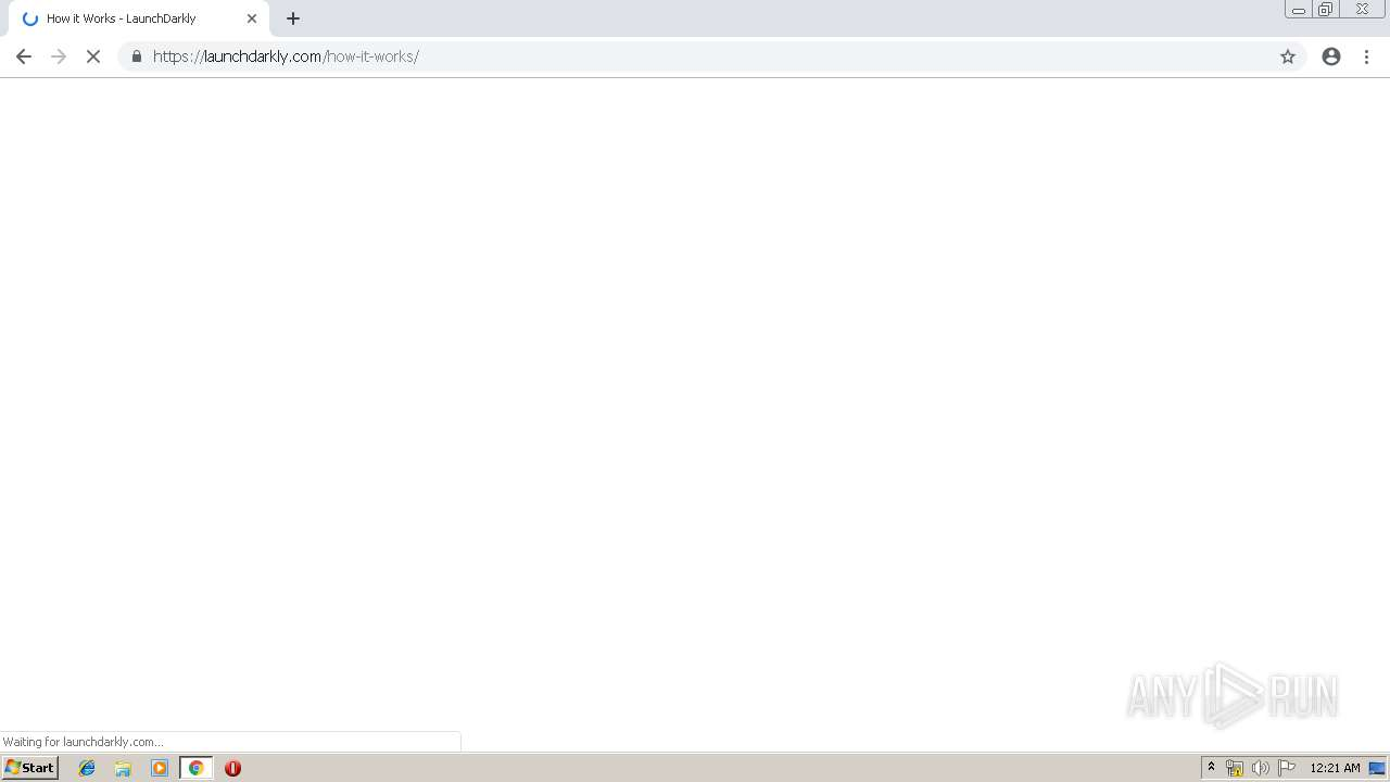 Screenshot of unknown taken from 76206 ms from task started