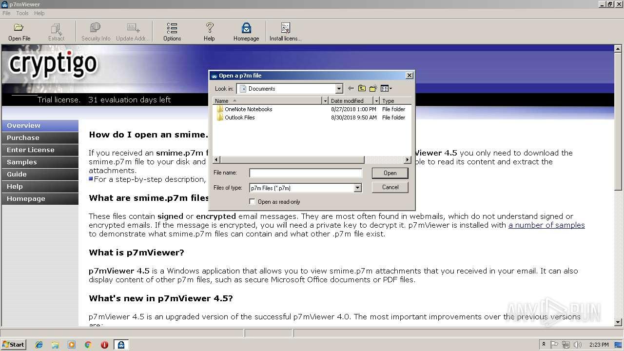 P7m viewer windows 10