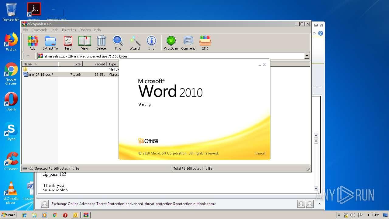 Screenshot of d251b4ae64a4e7b330658efaecbcb68255cb7efdd31030762c792bf69d5c660b taken from 43472 ms from task started