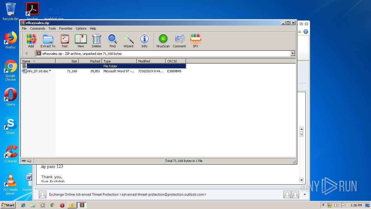 Screenshot of d251b4ae64a4e7b330658efaecbcb68255cb7efdd31030762c792bf69d5c660b taken from 33530 ms from task started