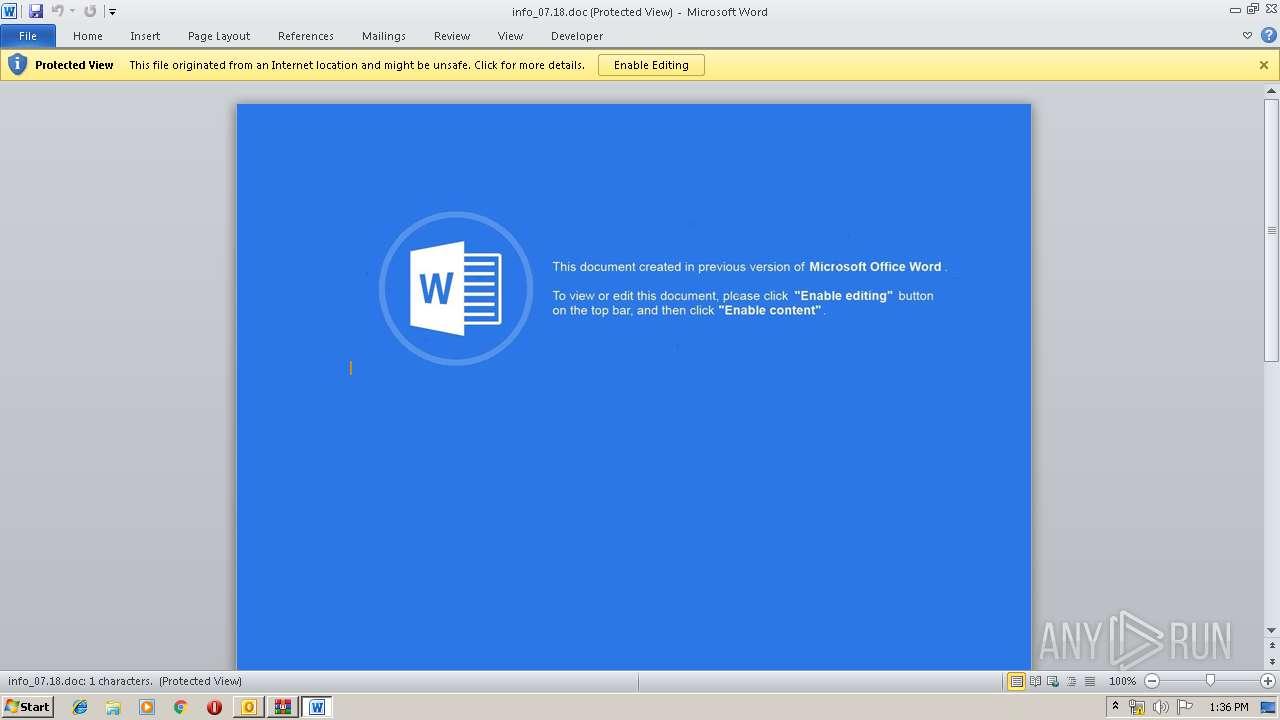 Screenshot of d251b4ae64a4e7b330658efaecbcb68255cb7efdd31030762c792bf69d5c660b taken from 45486 ms from task started