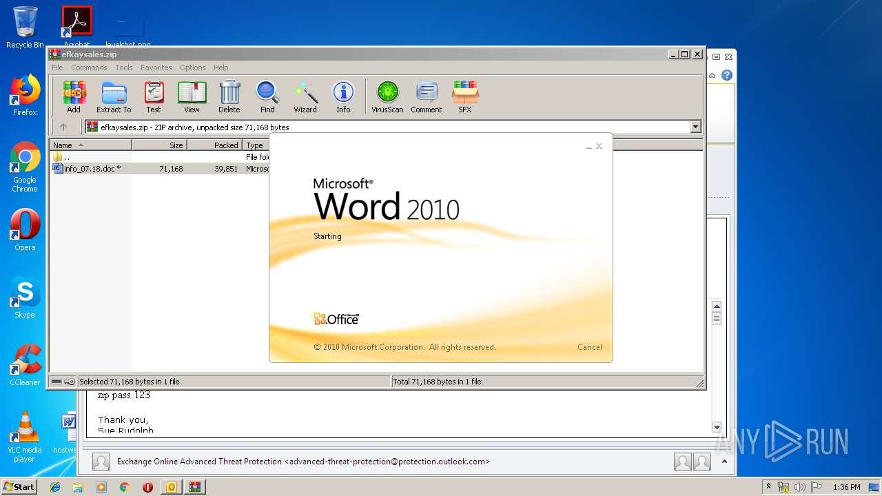 Screenshot of d251b4ae64a4e7b330658efaecbcb68255cb7efdd31030762c792bf69d5c660b taken from 42471 ms from task started