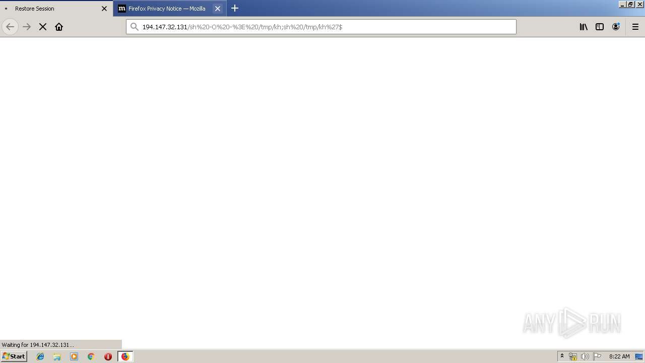 Screenshot of unknown taken from 225705 ms from task started