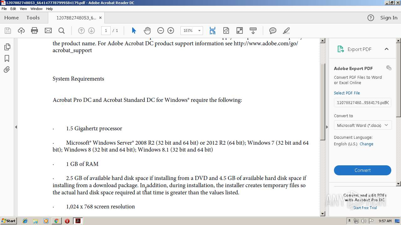 Screenshot of unknown taken from 59054 ms from task started