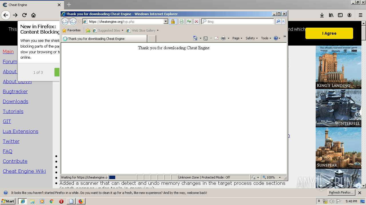 Screenshot of ef95038e2290b01cac55fda5918b58e77155e53a0191b959a230a636b6049e09 taken from 191485 ms from task started