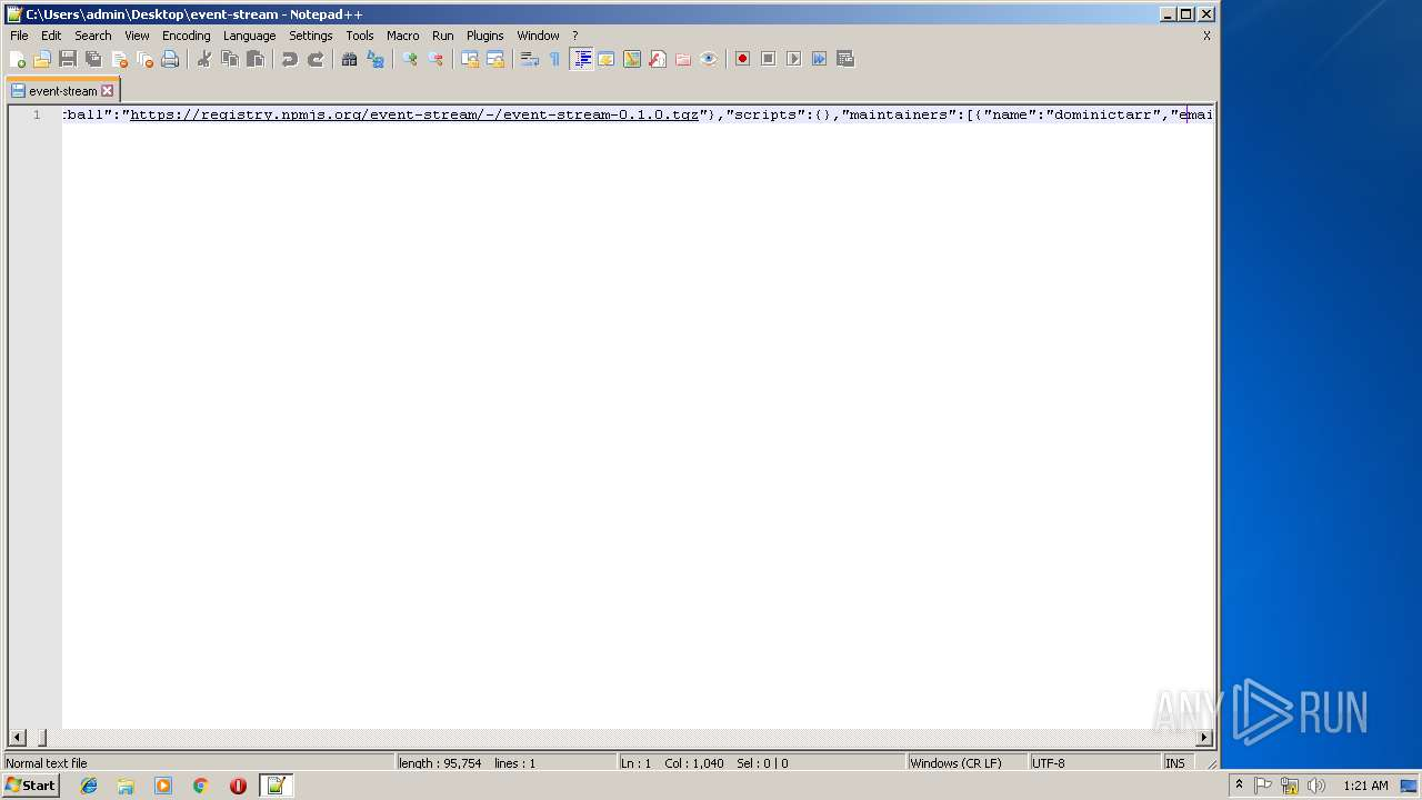 Screenshot of unknown taken from 165853 ms from task started