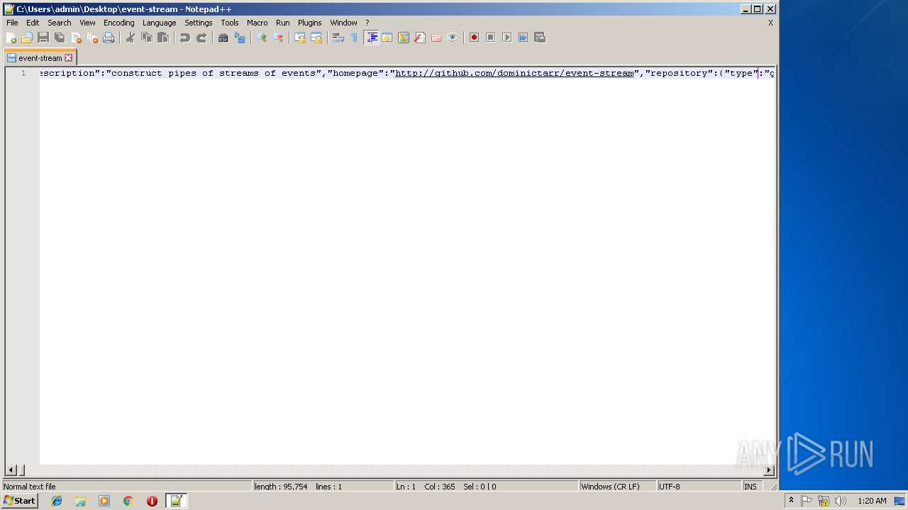 Screenshot of unknown taken from 100971 ms from task started