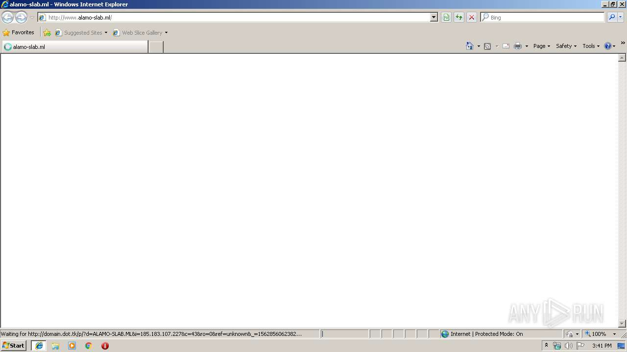 Screenshot of unknown taken from 18064 ms from task started