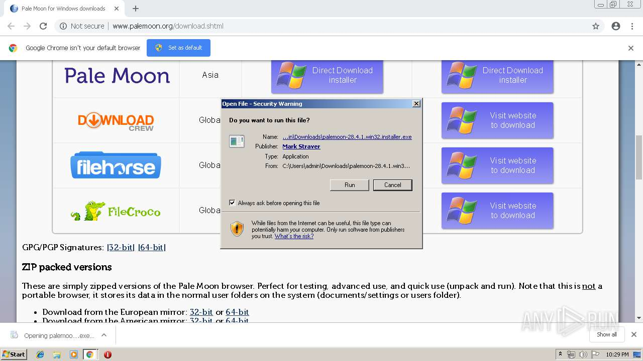 Screenshot of unknown taken from 42006 ms from task started