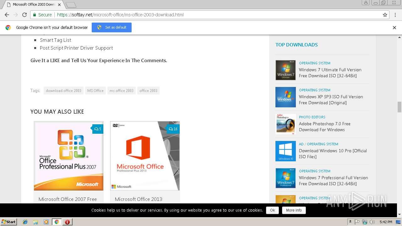 microsoft office 2003 windows 10 download