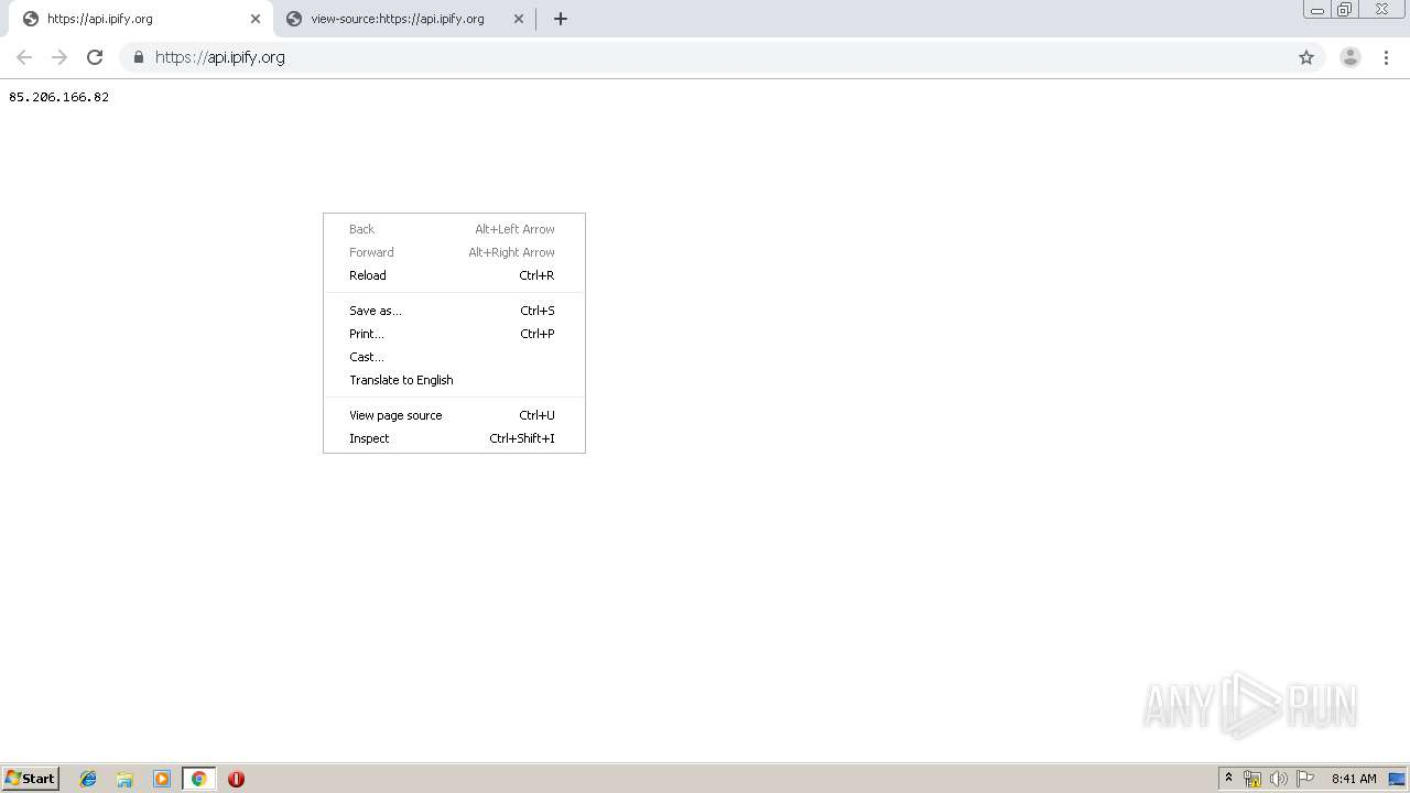 Screenshot of unknown taken from 89876 ms from task started