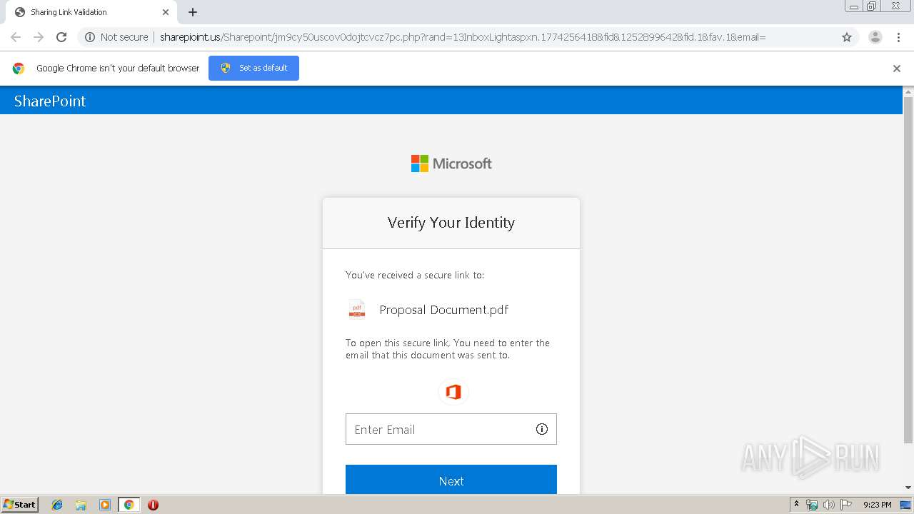 http://sharepioint.us/Sharepoint/index.php | ANY.RUN - Free ...