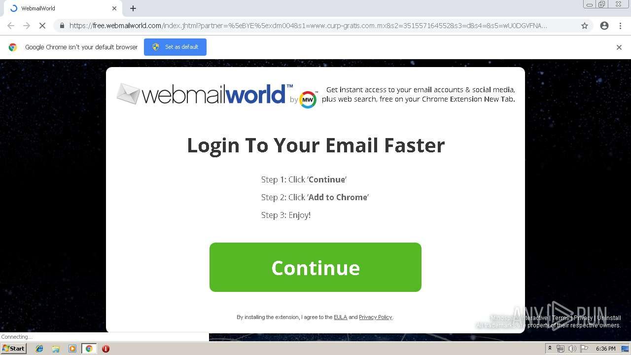 http://free webmailworld com/index jhtml?partner=^BYE^xdm004&s1=www