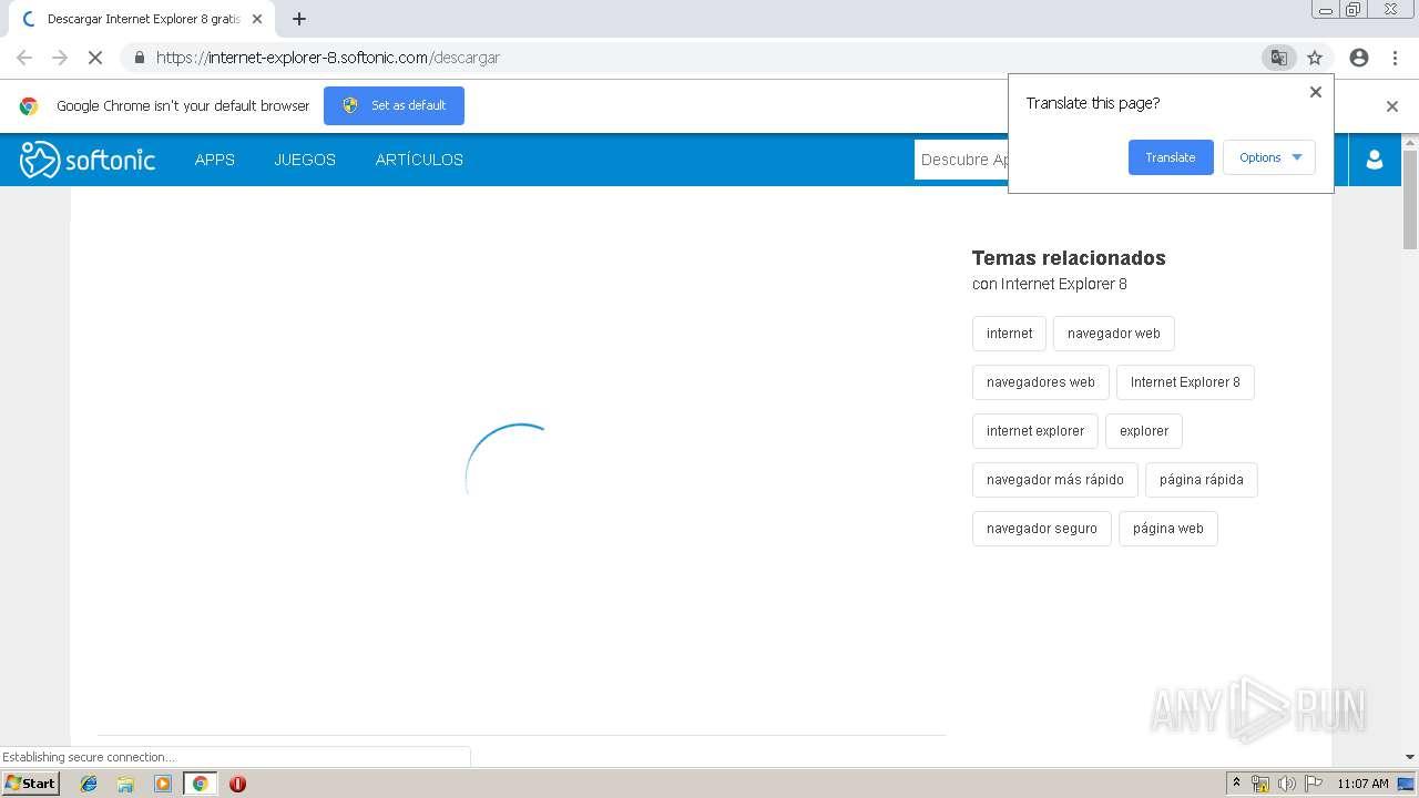 descargar internet explorer 11 para windows 7 softonic