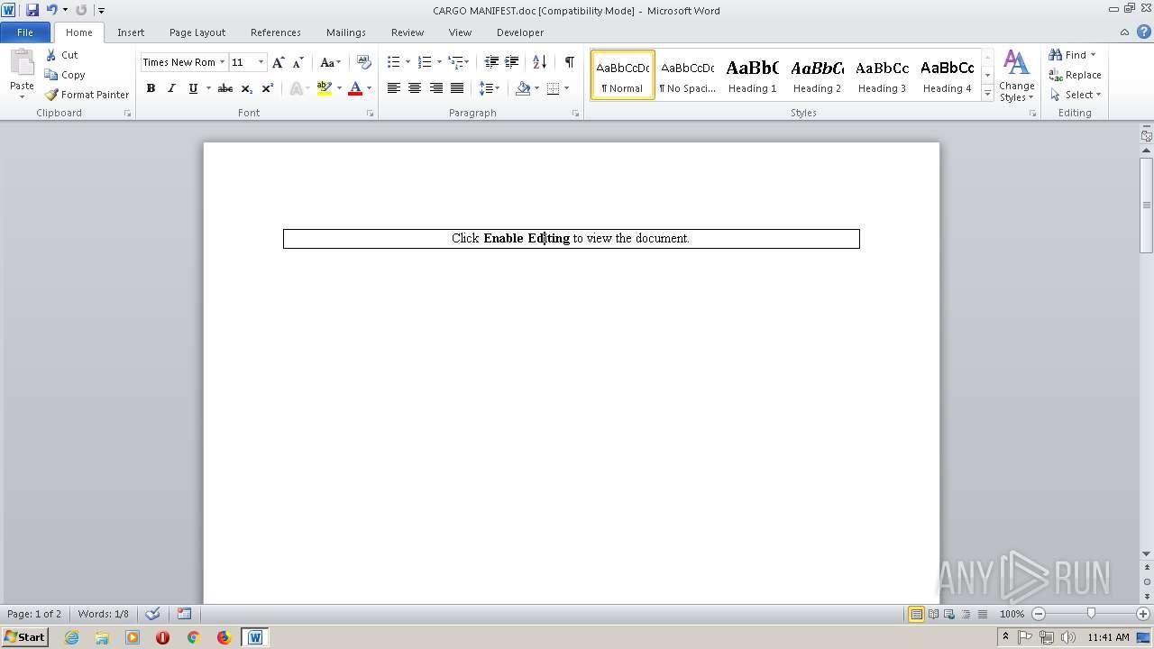 Screenshot of ca8ebccb3b453c8dcef9bb762e63f2b7e3840bffa7056b55941fe5b23f846d1c taken from 50095 ms from task started