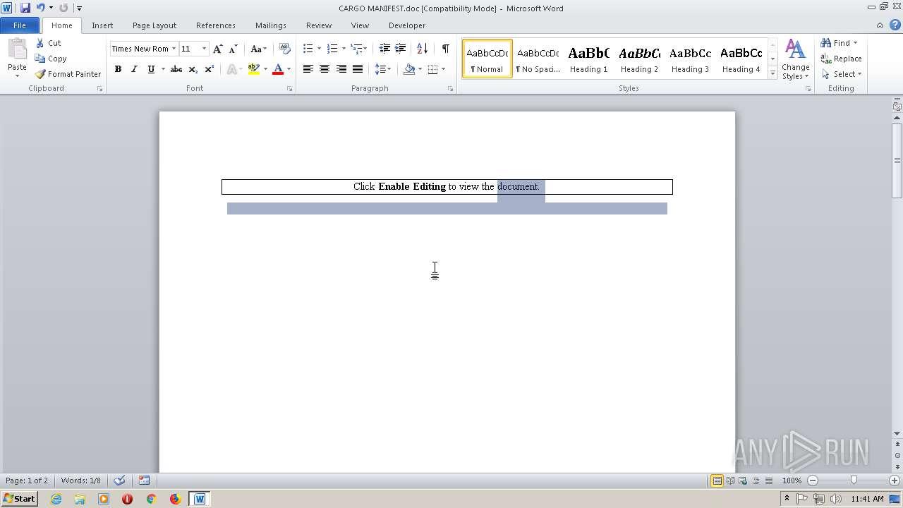 Screenshot of ca8ebccb3b453c8dcef9bb762e63f2b7e3840bffa7056b55941fe5b23f846d1c taken from 49078 ms from task started