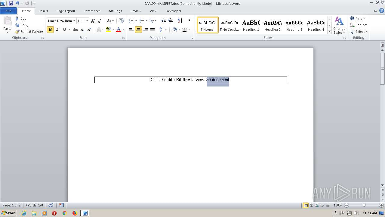 Screenshot of ca8ebccb3b453c8dcef9bb762e63f2b7e3840bffa7056b55941fe5b23f846d1c taken from 48072 ms from task started