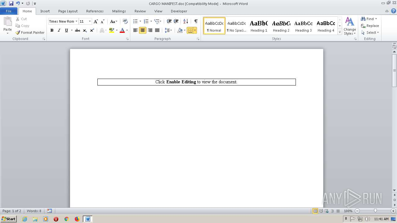 Screenshot of ca8ebccb3b453c8dcef9bb762e63f2b7e3840bffa7056b55941fe5b23f846d1c taken from 41026 ms from task started