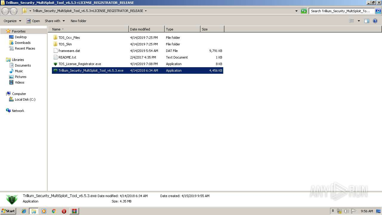 Screenshot of 9d16c593f0891955feb0ed022ea8e1d18e164ea9c27a0d773910f7fb8769eda5 taken from 140228 ms from task started