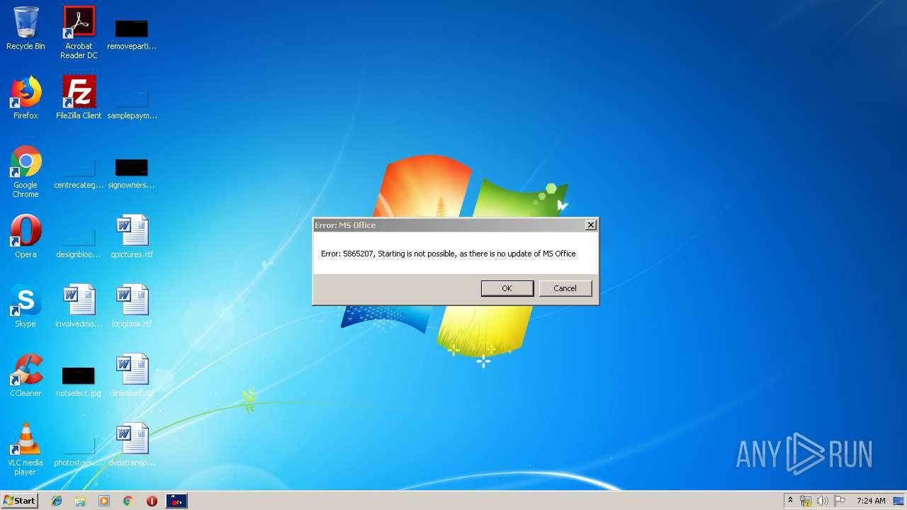 Screenshot of 4c4d7bbc3edfdb6a296bcec05d2a57a8658dda68ecaa386d79b6baa974b7441c taken from 38457 ms from task started