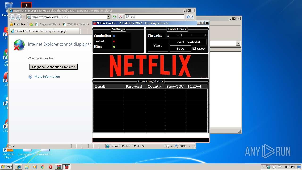 Desktop zip