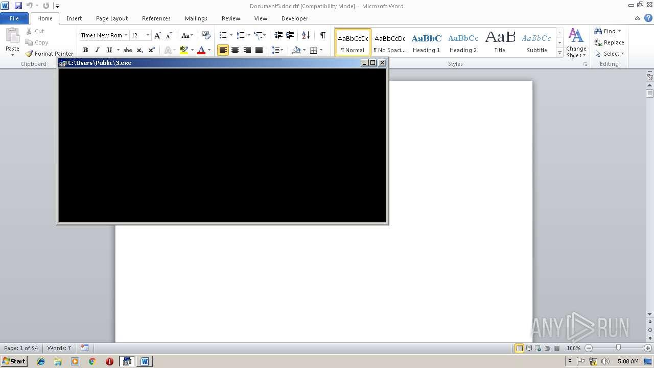 Screenshot of 5e4d123006f30653b483b4c8205f67beb3c5b02ce6c94b00d0ae2fe935ecc293 taken from 138710 ms from task started
