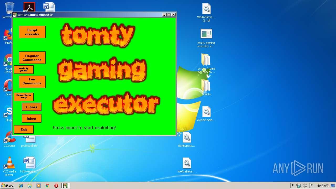 tomty_gaming_executor_V1 5 rar