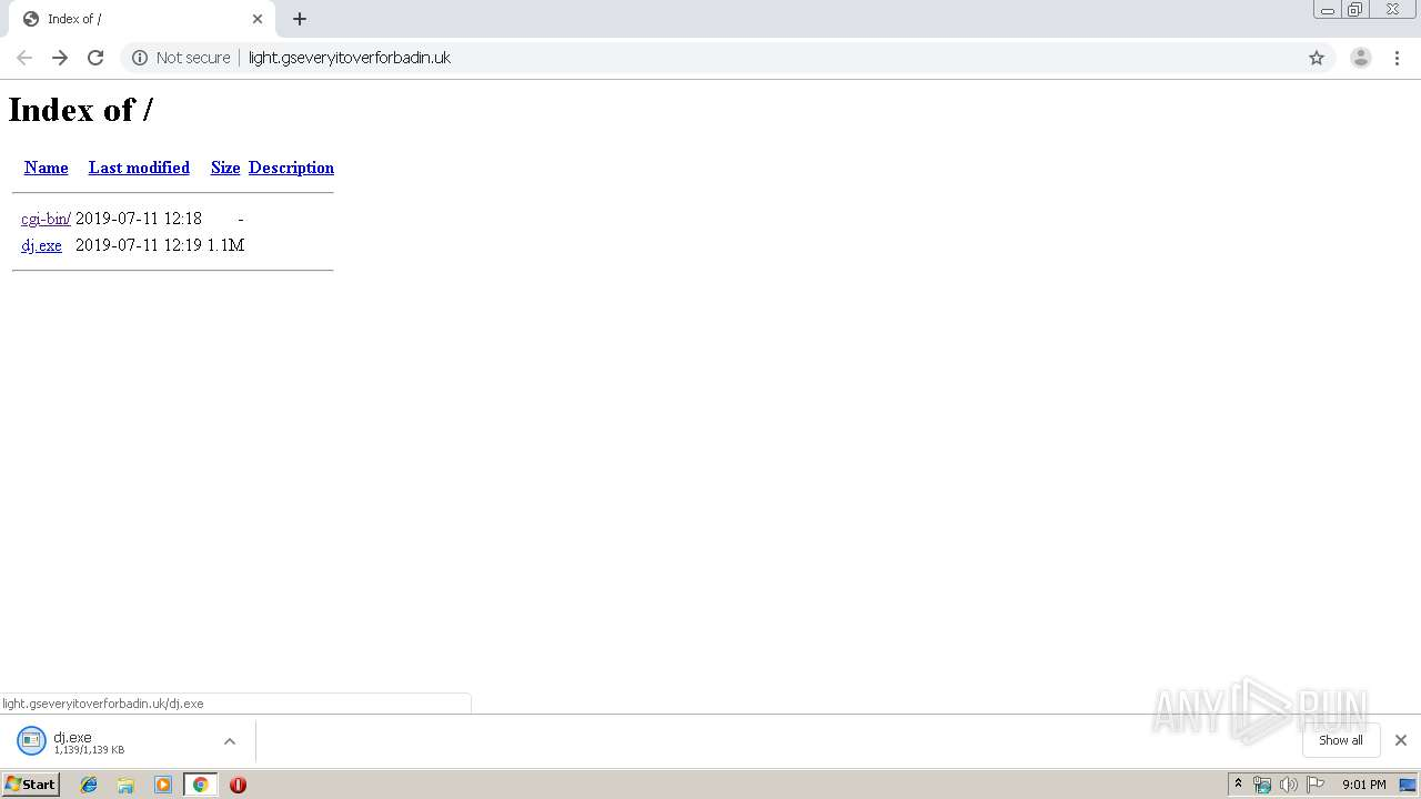 Screenshot of unknown taken from 40396 ms from task started