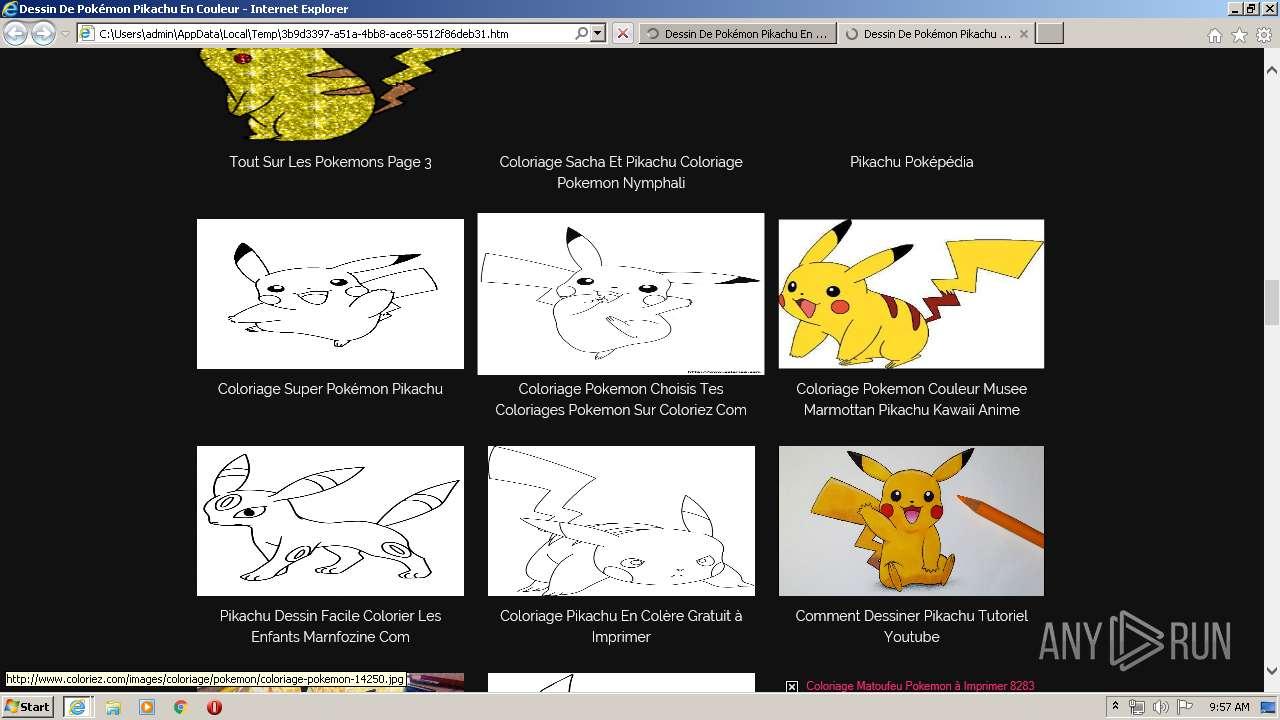 Httpsljndawsonorgdessin De Pokc3a9mon Pikachu En