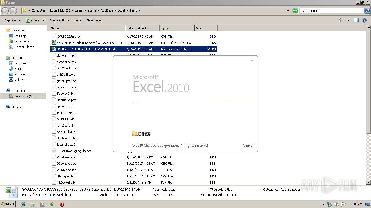 Screenshot of f41c2e1aeff622527c3900be10722f6b8bb868e4869339b52f198852cea3b38e taken from 57156 ms from task started