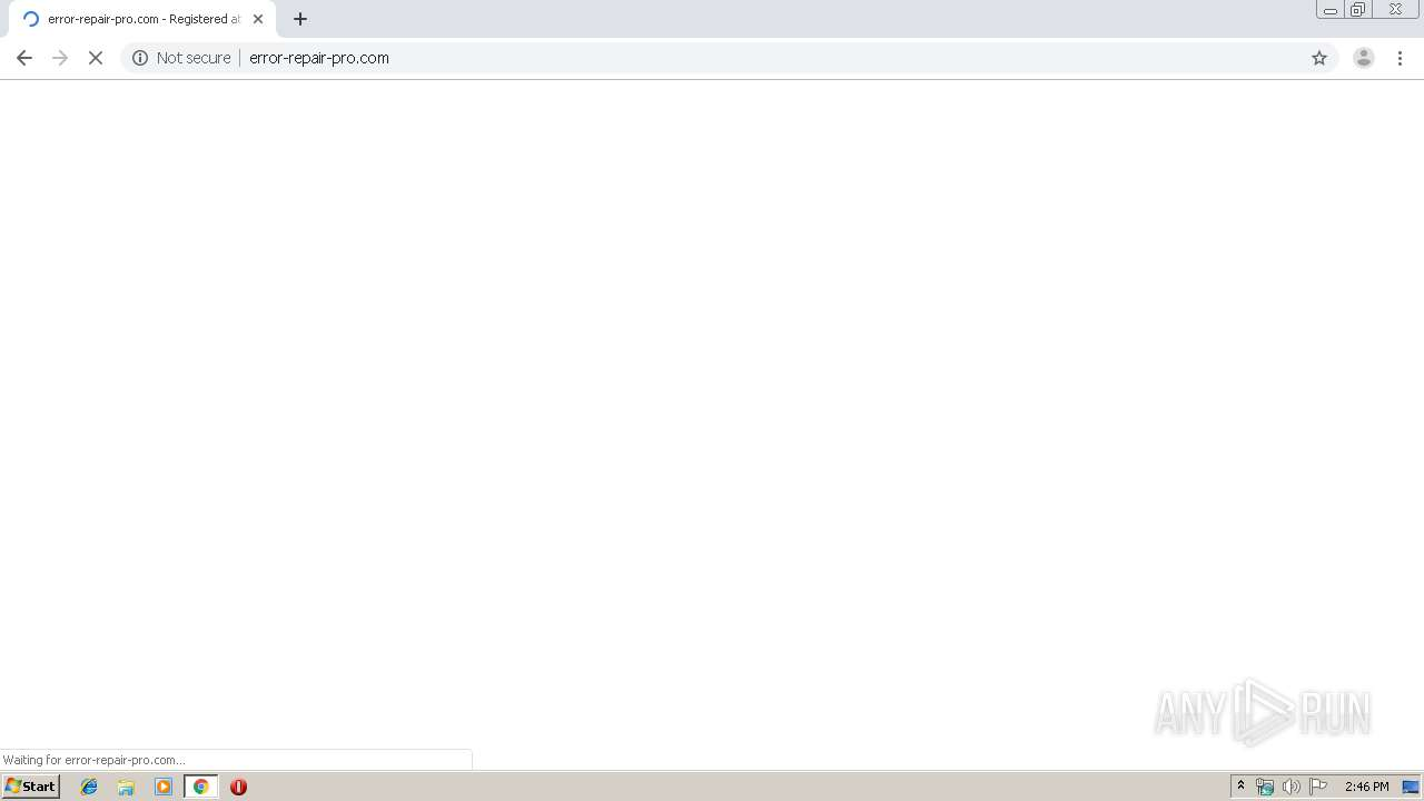 Screenshot of unknown taken from 27040 ms from task started
