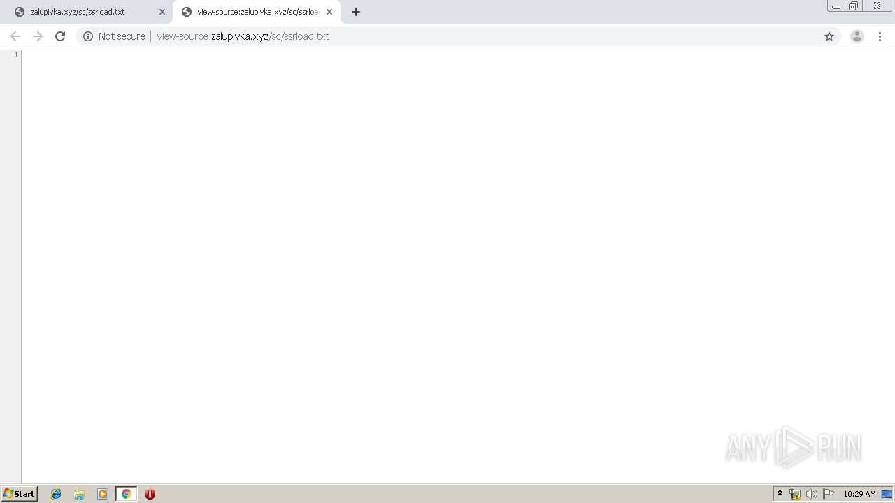 Screenshot of unknown taken from 136911 ms from task started