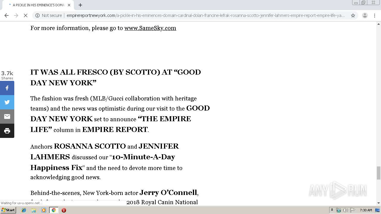 Screenshot of unknown taken from 61965 ms from task started