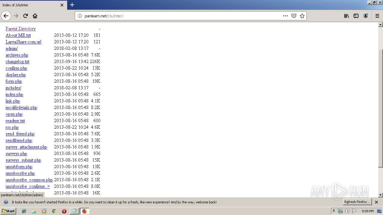 Screenshot of 26149c849e14a4bfd7cc034ecedd7be5622a7ac2cb8fa70a97ac259d7b78abd6 taken from 55239 ms from task started