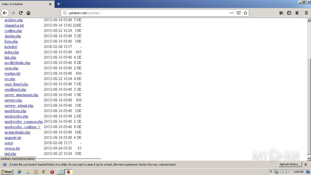 Screenshot of 26149c849e14a4bfd7cc034ecedd7be5622a7ac2cb8fa70a97ac259d7b78abd6 taken from 57255 ms from task started
