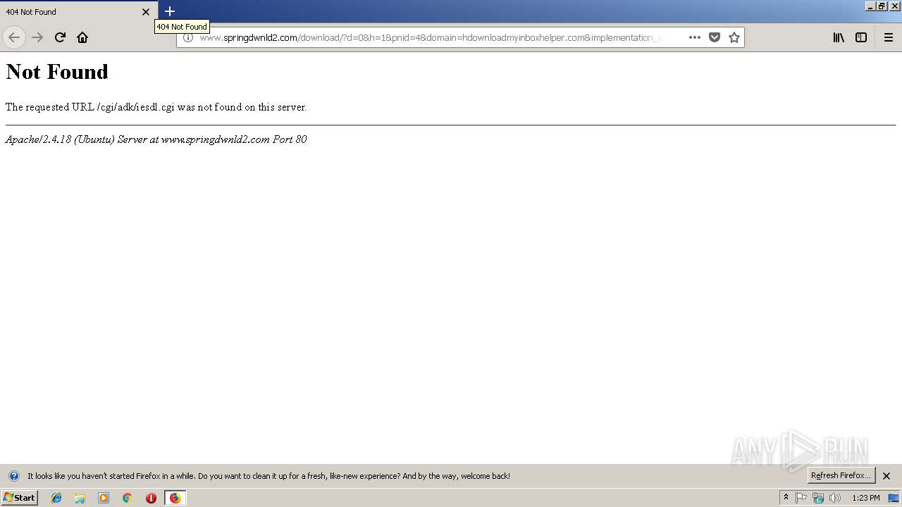 Screenshot of unknown taken from 39649 ms from task started
