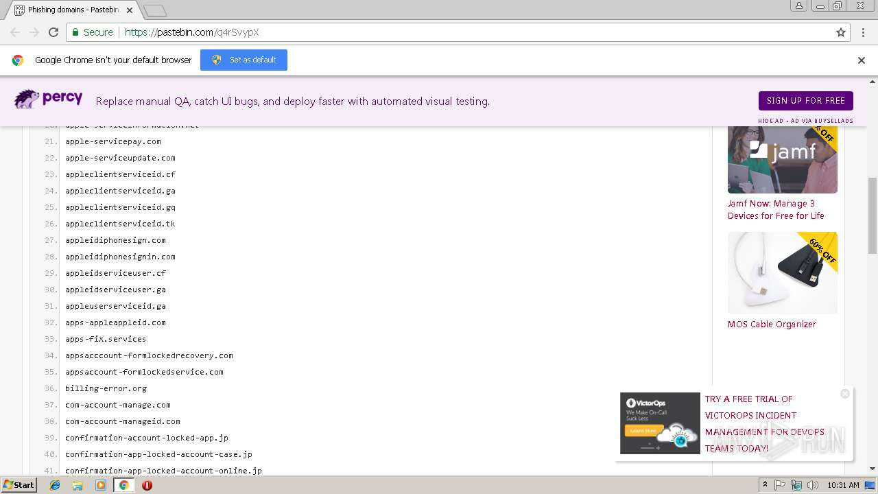 Screenshot of unknown taken from 36509 ms from task started