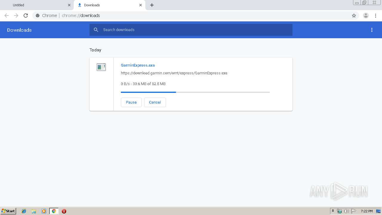 Screenshot of unknown taken from 68707 ms from task started