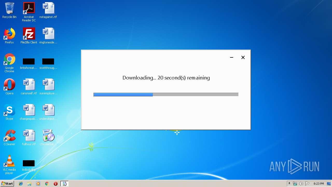Screenshot of 87eaeff9eed9c4f14cf3f4283b779daa5ebf687ee36f8200723498733d0faa12 taken from 67499 ms from task started