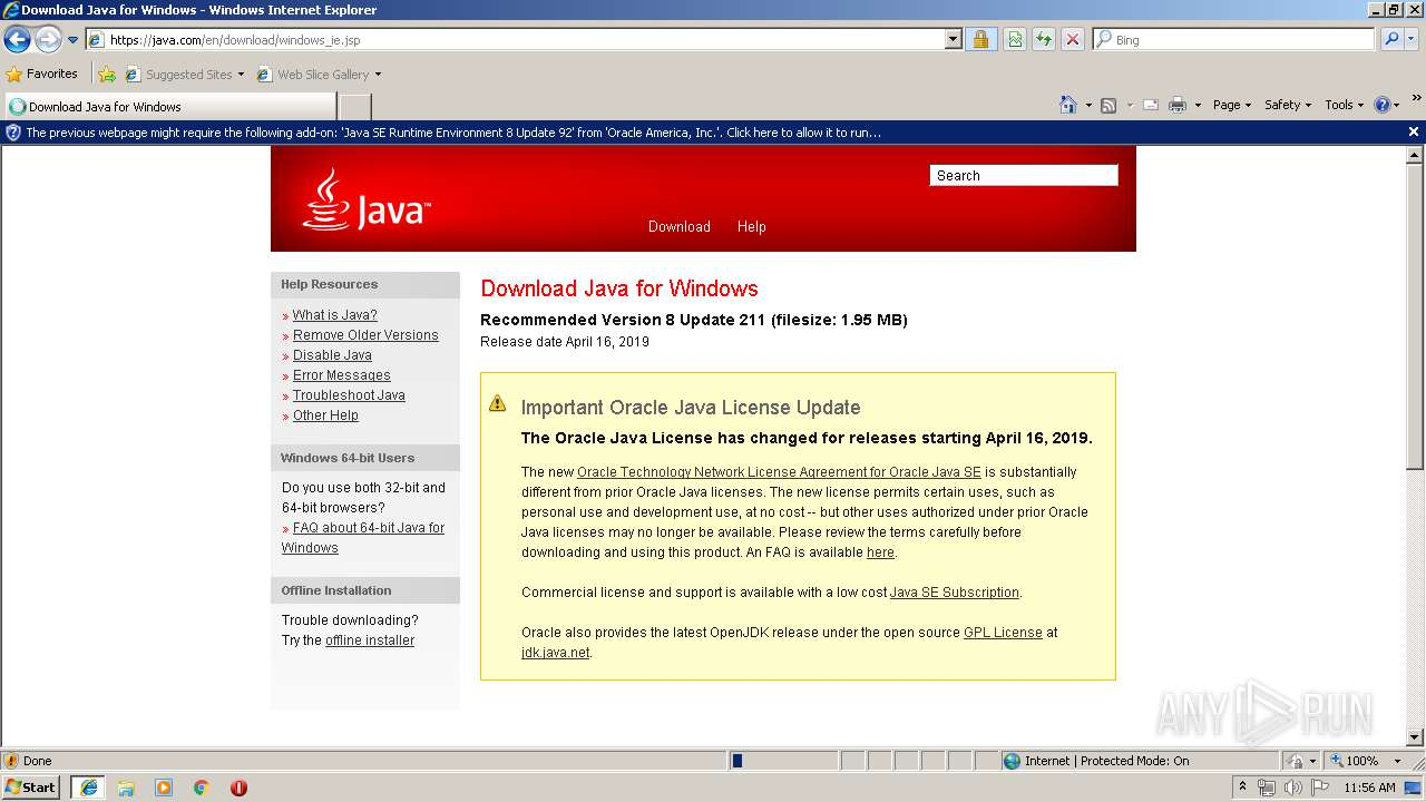 http://thelogicmobile com | ANY RUN - Free Malware Sandbox Online