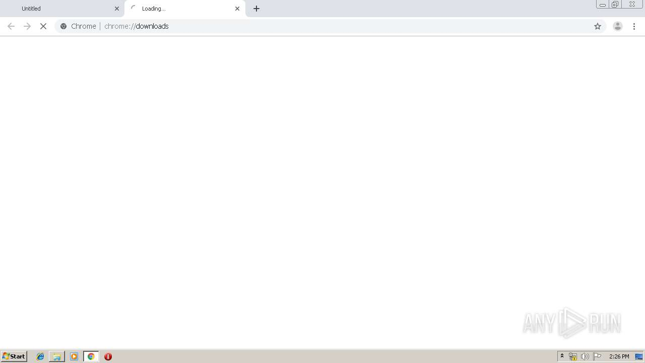 Screenshot of unknown taken from 163867 ms from task started