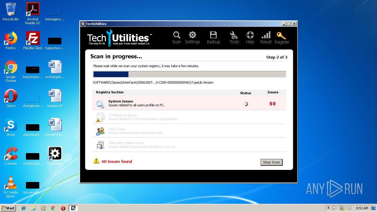 techutilities key 2.0