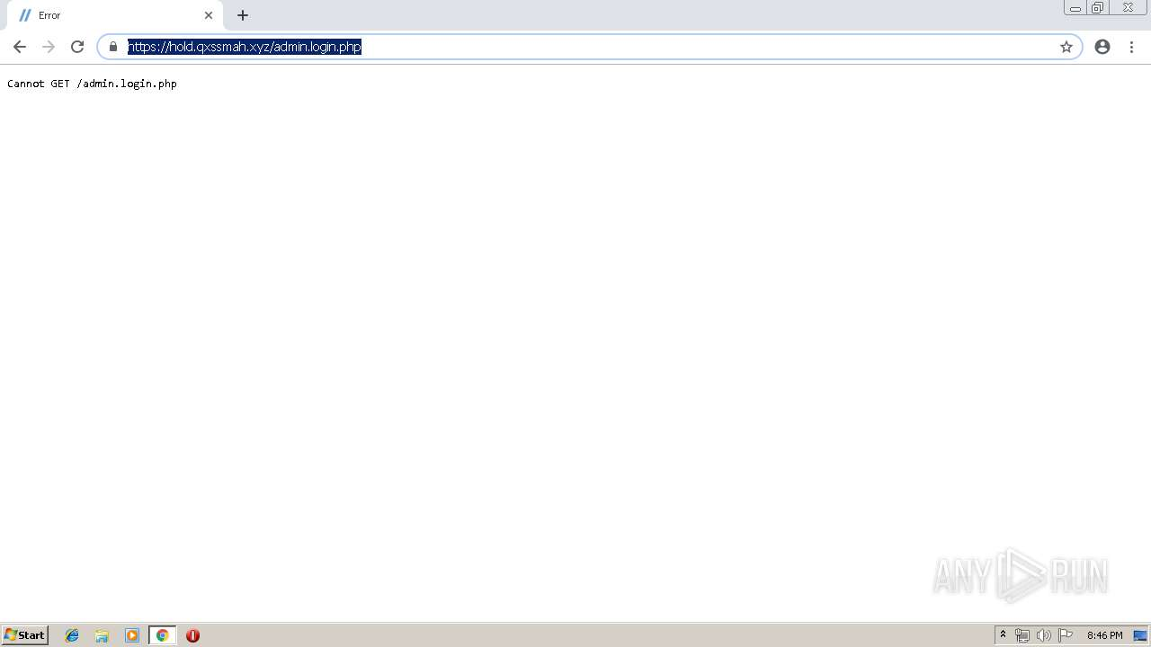 Screenshot of unknown taken from 83510 ms from task started