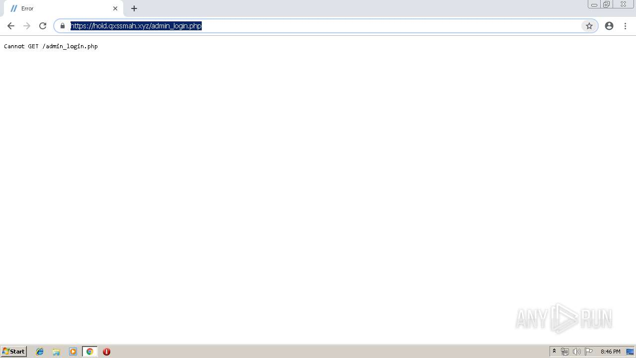 Screenshot of unknown taken from 90571 ms from task started