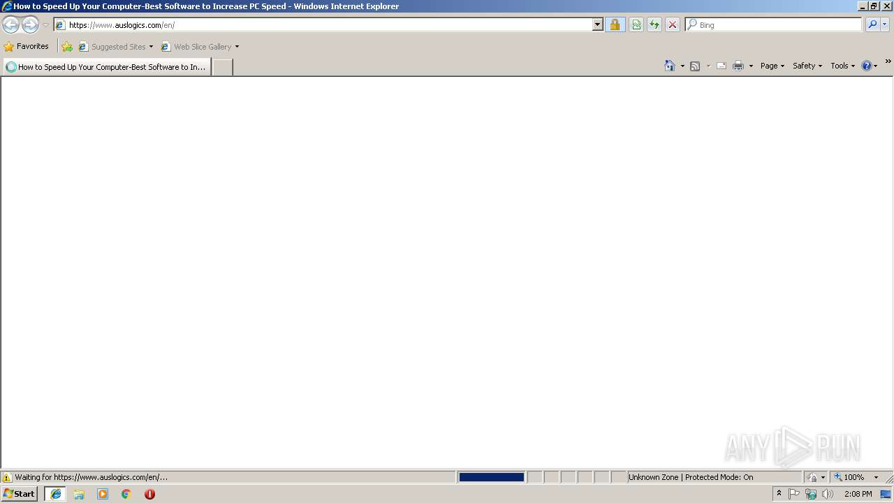 Screenshot of unknown taken from 20000 ms from task started