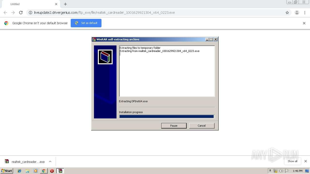 Chrome Installer Ftp