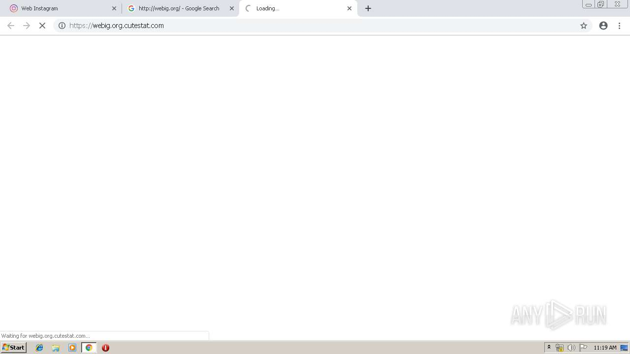 Screenshot of unknown taken from 294722 ms from task started