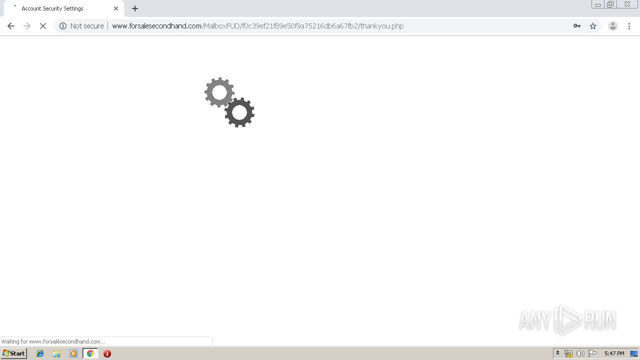 Screenshot of unknown taken from 46634 ms from task started