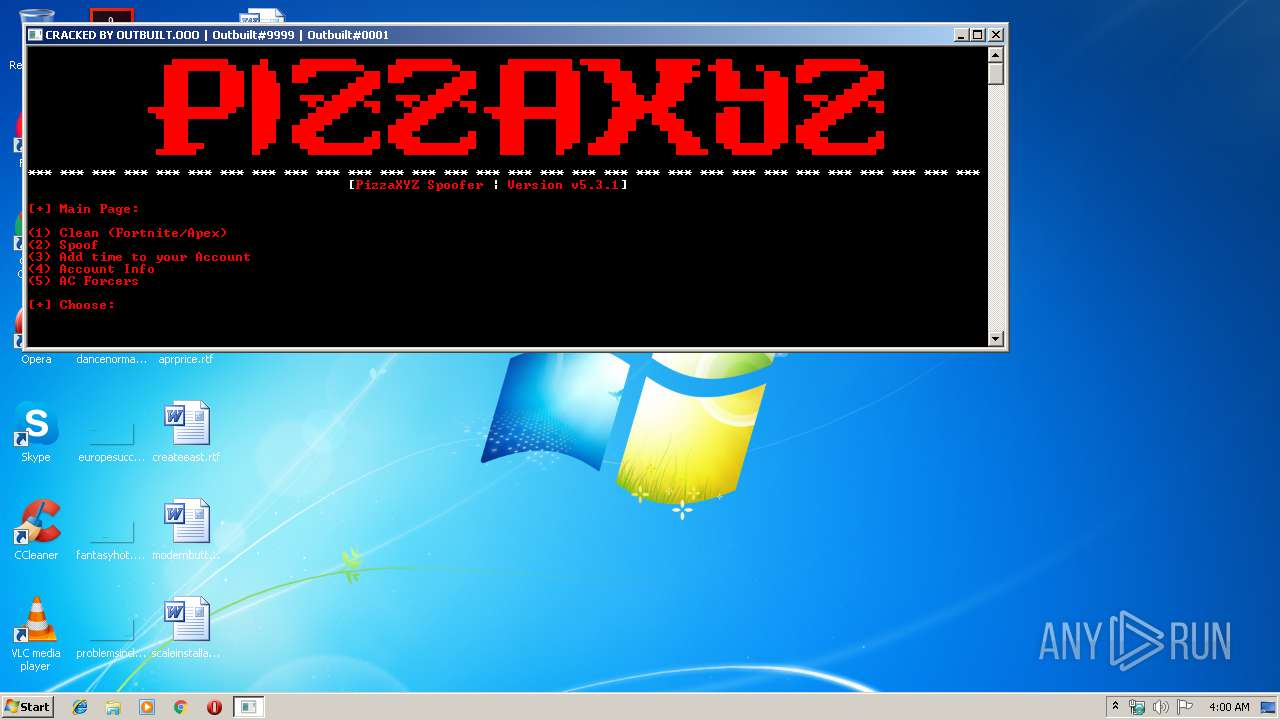 PizzaXYZ-Cracked by Outbuilt exe (MD5