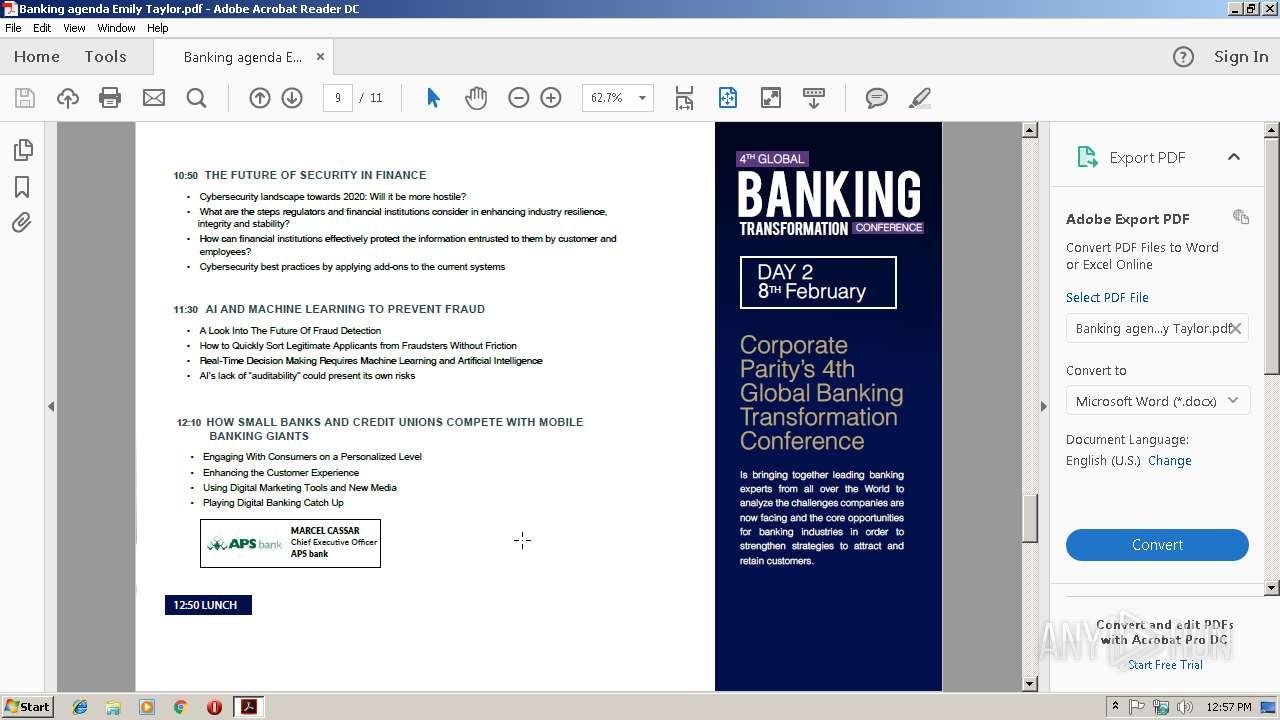 Banking agenda Emily Taylor pdf (MD5